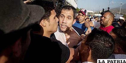 El tío desapareció tras ser interceptado por las autoridades aduaneras /EL TIEMPO