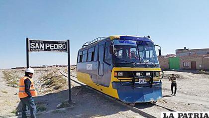 Tren urbano recorre de Sur a Norte en algo menos de 30 minutos /LA PATRIA