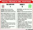 Oriente Petrolero se rencuentra con el triunfo y golea a Real Santa Cruz