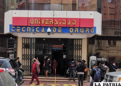 Derecho y Economía planifican la segunda instancia de la prueba de ingreso /LA PATRIA