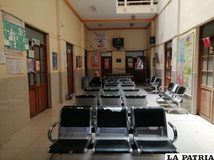 Poca afluencia de pacientes en la Asistencia Pública /LA PATRIA