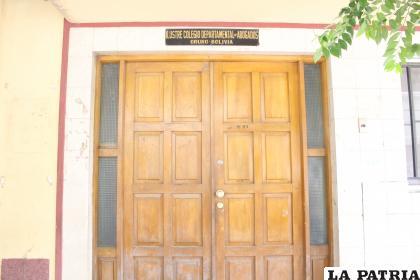 El Colegio de Abogados de Oruro tendrá un nuevo directorio /LA PATRIA