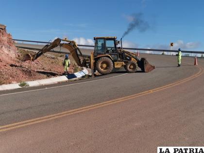 Las carreteras están expeditas en el departamento de Oruro /ABC