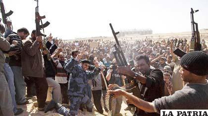 La tensión está latente en Libia