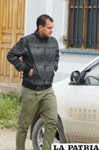 El atacante Bruno Juárez