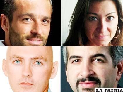 Cuatro periodistas del New York Times estuvieron en cautiverio