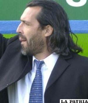 Sergio Batista, técnico de la selección argentina.