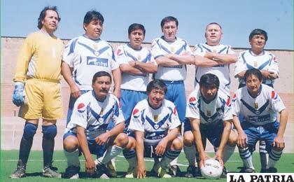 Equipo mutual de San José 2010