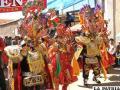 Los cuatro días en que Oruro  se hace único por su Carnaval