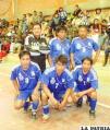 Representación de Administración, campeón mutual de fútbol 2011 de los mineros cooperativistas de Multiactiva.