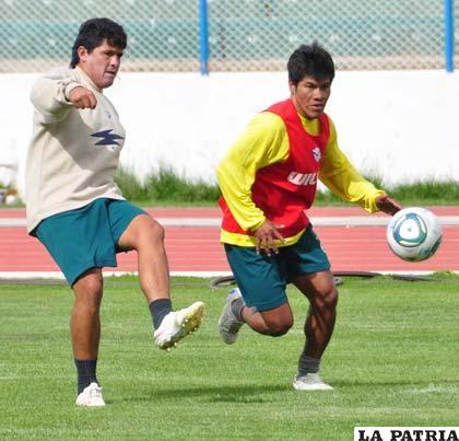 Palacios jugará frente a su ex equipo