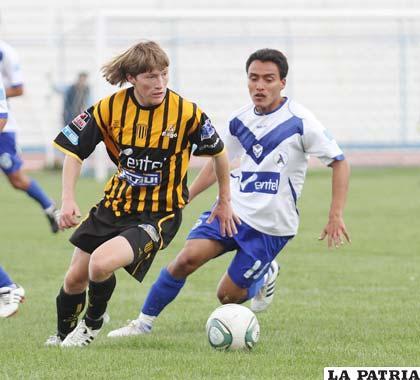 Chumacero y Loayza figuras de sus equipos