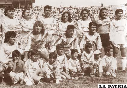 """San José de 1991, algunos de ellos estarán presentes mañana en el """"Bermúdez"""""""