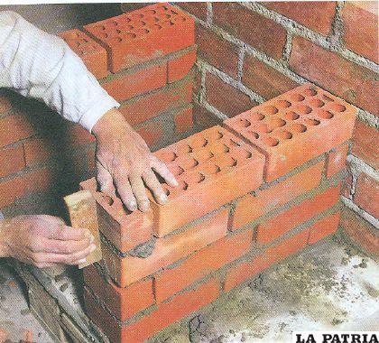 Construcci n de una parrilla for Construccion de albercas paso a paso