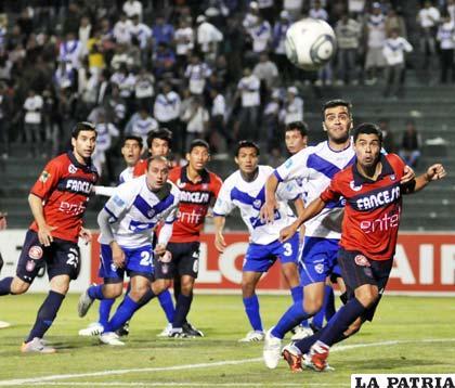 San José conoce de triunfos en el estadio Patria de Sucre