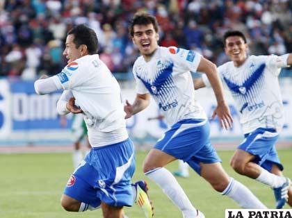 Salinas, Vieira y Ribera, quieren ser campeones con San José