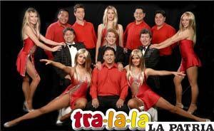 El elenco de humor Tra-la-la, se presenta el fin de semana en Oruro celebrando un aniversario más