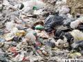 Las bolsas de plástico demoran más de 100 años en reciclarse