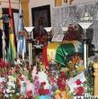Velorio de la luchadora boliviana Domitila Chungara