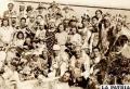 Integrantes de la Fraternidad en el primer carnaval en el que participaron