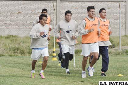 El equipo de San José, trabajará hoy en la mañana en la cancha de su propiedad