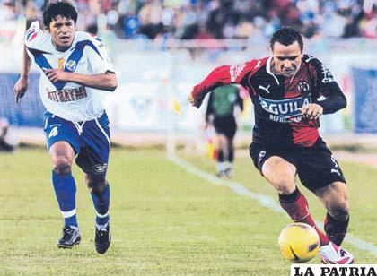 Del partido que jugaron San José y Deportivo Cúcuta