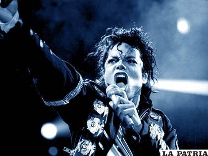 """El """"Rey del Pop"""", Michael Jackson"""