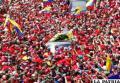 Los venezolanos despiden a su presidente, Hugo Chávez