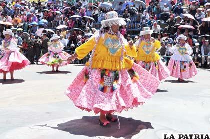 Alegría de la Cullaguada Oruro