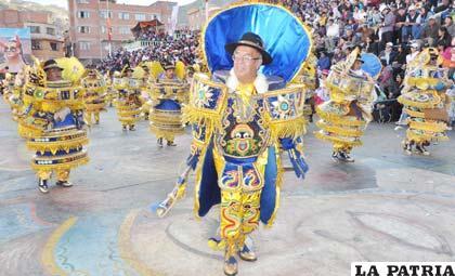 Morenos de la Central Oruro