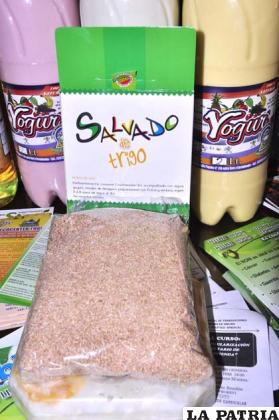 El salvado de trigo contiene también zinc que facilita a la madurez sexual