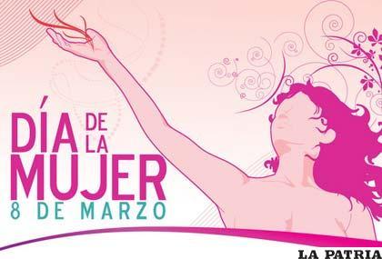 El 8 de marzo se recuerda en todo el mundo el Día de la Mujer