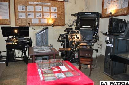 Museo gráfico de LA PATRIA