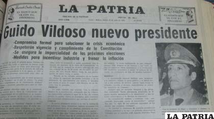 Varios gobiernos militares pararon por la presidencia y perjudicaron a Bolivia