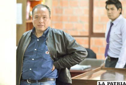 Ponce de León estaría dispuesto a dar más información sobre el caso Extorsión