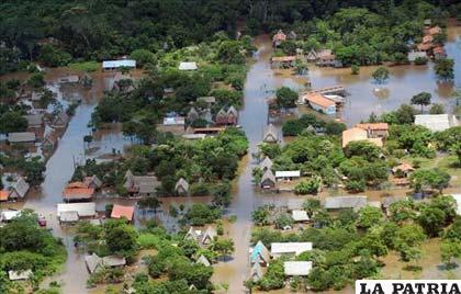Las inundaciones en el Oriente motivaron a los pobladores a buscar opciones para mitigar los efectos