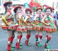 Oruro vivió un carnaval diferente