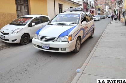 Se desconoce cuántas empresas de radiotaxi operan en Oruro