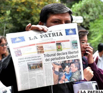 LA PATRIA, hoy celebra 96 años de trabajar junto a su pueblo