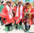 Los Sonk'o Wayras revalorizan la cultura ancestral y milenaria
