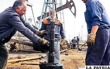 La estatal petrolera adjudicó contratos con empresas chinas /ELDIARIO.COM