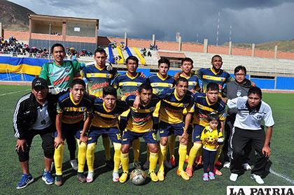 El plantel de Huanuni intentará ganar a Quebracho en Yacuiba