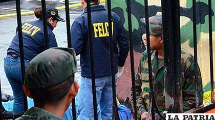 Las investigaciones continúan por la doble muerte suscitada en Cochabamba /ERBOL