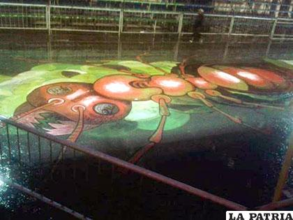 Trabajo de artistas plásticos en el Carnaval considerado como satisfactorio /CARLOS PONCE