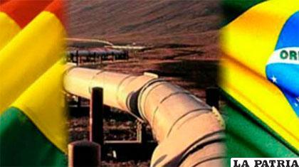 Bolivia iniciará venta de gas a Brasil /YPFB