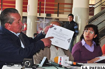 La Estación de Autobuses Oruro tiene su autorización de operaciones