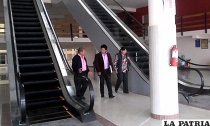 Comité Cívico respalda emprendimiento de la nueva terminal