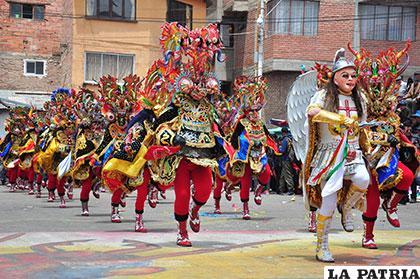El Carnaval generó un movimiento económico de tres millones de bolivianos para el municipio en esta gestión