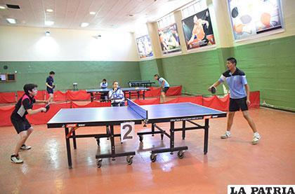 cb849b53a Convocan al torneo selectivo de tenis de mesa para los Juegos Trasandinos