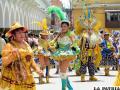 El Carnaval de Oruro se va con lujo